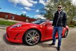 Kjør Ferrari 200 km