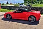 Kjør med Ferrari 80 km - Co Pilot