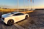 Lamborghini 20 km