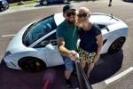 Kjør med Lamborghini 40 km - Co Pilot