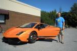 Lamborghini 40 km - Julegave til alle
