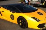 Kjør Lamborghini 8 km >>TILBUD