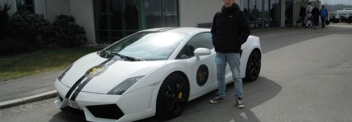 Åk Lamborghini 90 min