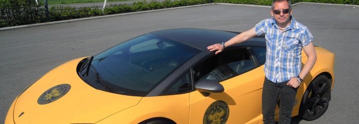 Kjør Lamborghini
