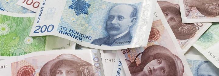 Gavekort verdi 1500 kr